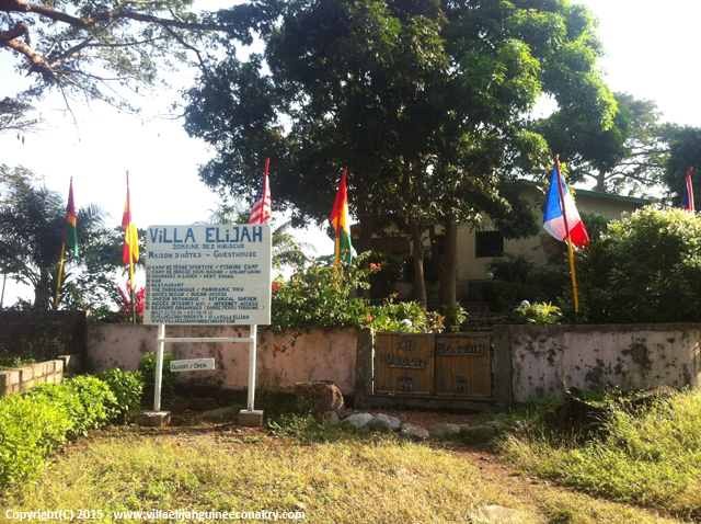 Villa Elijah's Guesthouse - Guinea Conakry Fishing & Spearfishing Camp - GCFSC